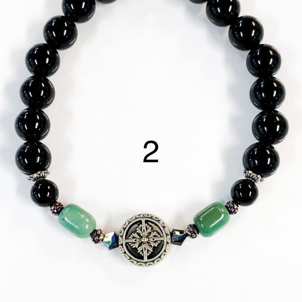 Black Onyx Bracelet 2