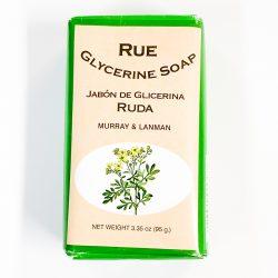 Rue Glycerine Soap