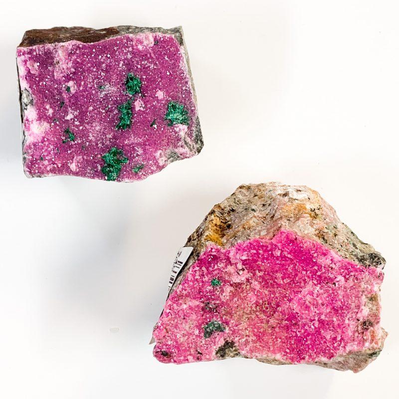 Cobaltoan Calcite Large Chunks