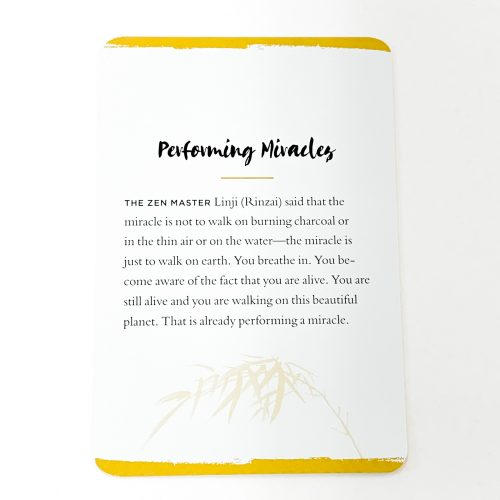Everyday Peace Cards (Card 1)