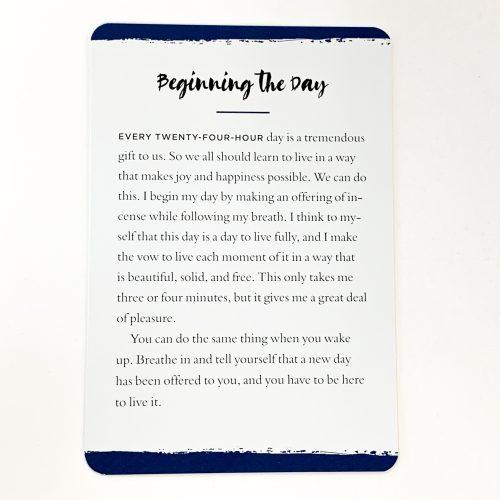 Everyday Peace Cards (Card 2)