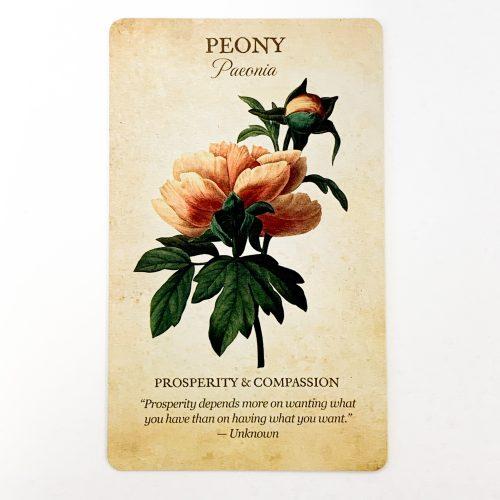 Botanical Inspirations Card 1