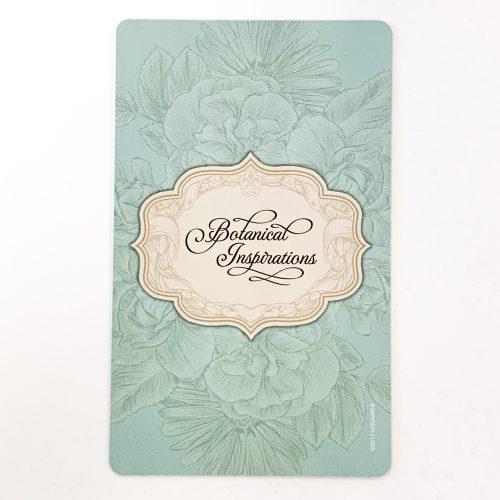 Botanical Inspirations Card Back