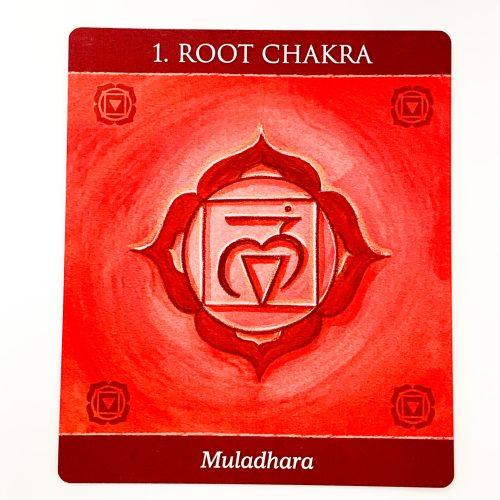 Mudras for Awakening the Energy Body Card 1
