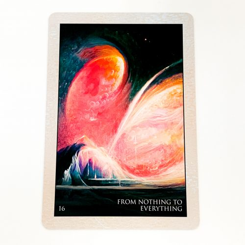 Rumi Oracle Card 2
