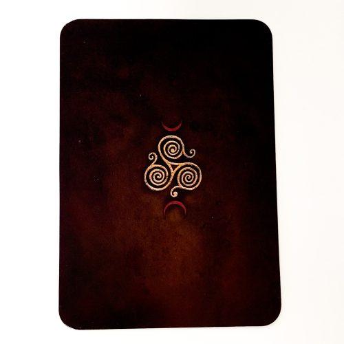 Mists of Avalon Card Back