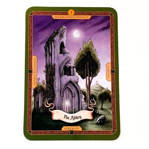 Mists of Avalon Card