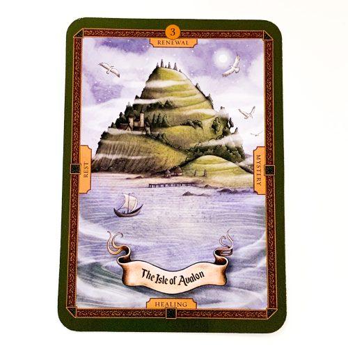 Mists of Avalon Card 3