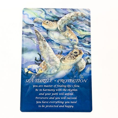 Spirit of the Animals Oracle card 1