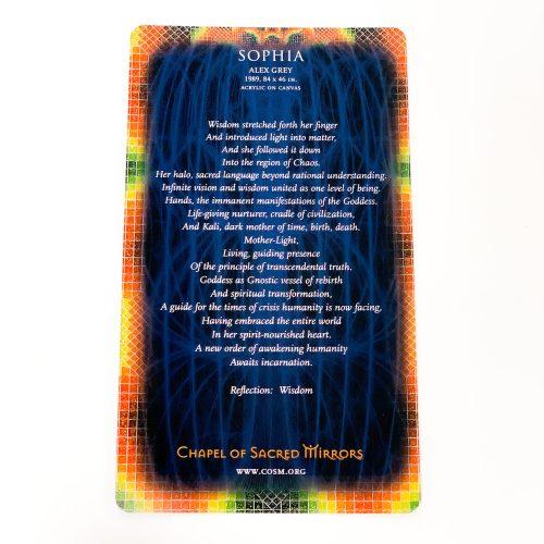 Sacred Mirror Card Back