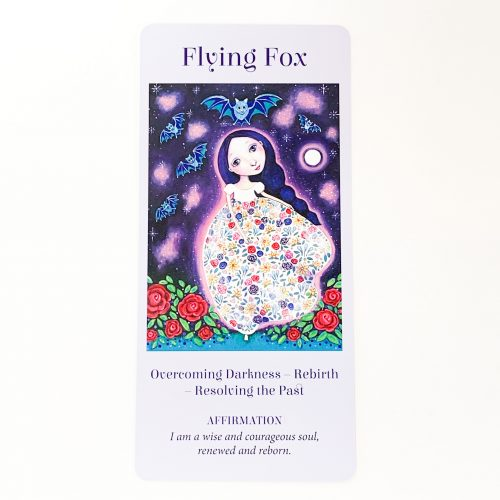Wings of Wisdom Card Front