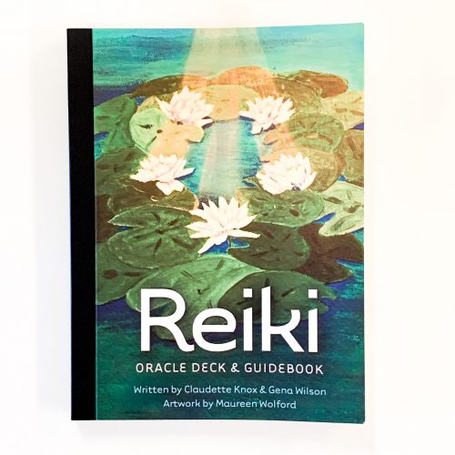 Reiki Oracle Deck Guidebook