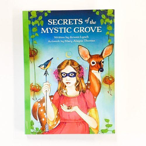 Secrets of the Mystic Grove Guidebook