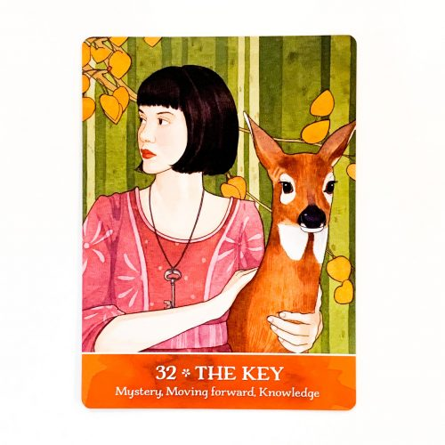 Secrets of the Mystic Grove Card 2