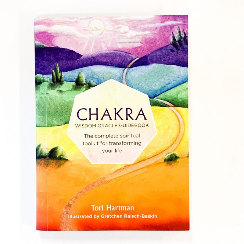 Chakra Wisdom Oracle Guidebook