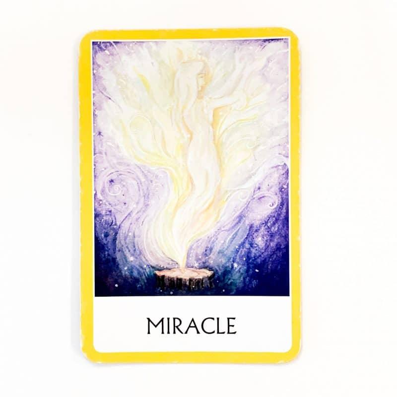 Chakra Wisdom Oracle Card 3