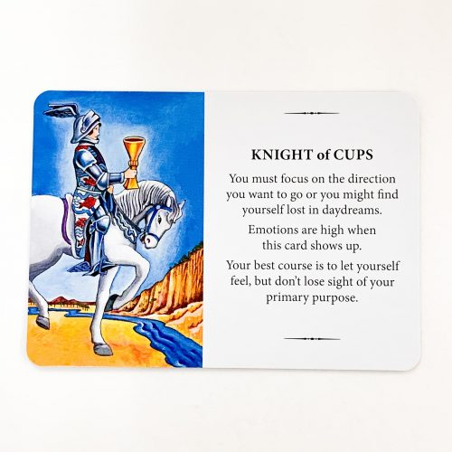 Practical Wisdom Tarot Card 2