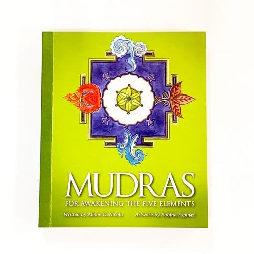 Mudras for Awakening the five Elements Guidebook