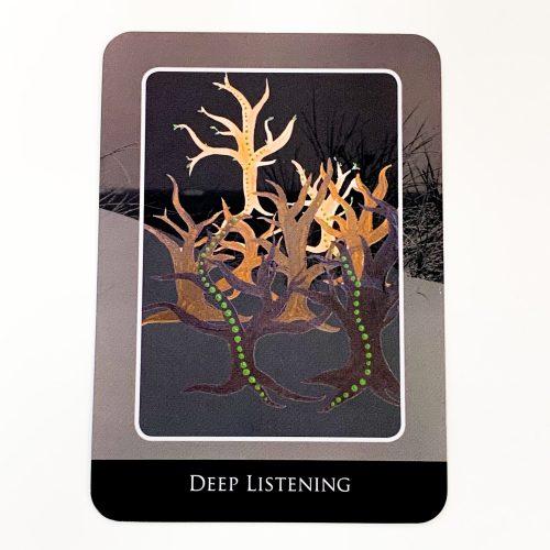 Aboriginal Dreamtime Oracle Card 3