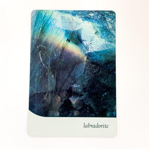 Crystal Oracle Card 3