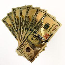 Gold Prosperity Dollars