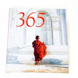 365 Thoughts on the Path of Buddha front