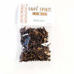 Sage Spirit Osha Root front