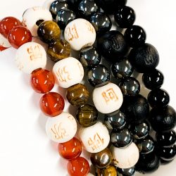 Bracelets 8mm Various - Lucky Karma Beads