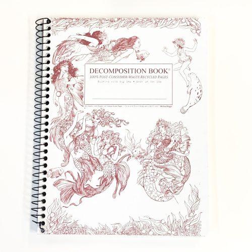 Decomposition Notebook - Mermaids
