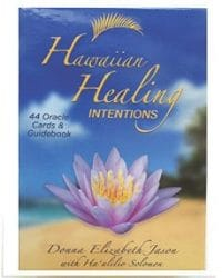 Hawaiian Healing Intention Cards