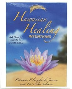Hawaiian Healing Intention Cards