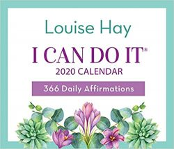 Louise Hay I can do it 2020 Calendar