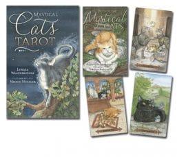 Mystical Cat Tarot
