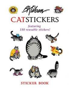 B. Kliban Cat Stickers