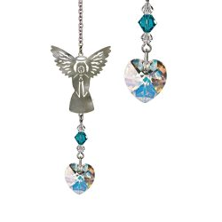 Birthstone Suncatcher December