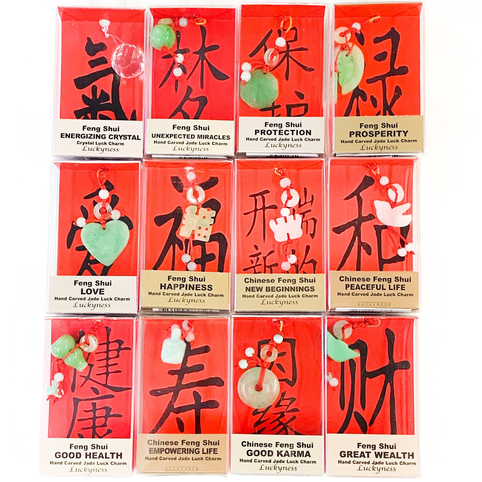 Feng Shui Charm To Energize And Bring Good Fortune