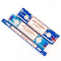Satya Nag Champa Incense 10g - 40g