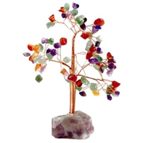 Multistone Gemstone Tree