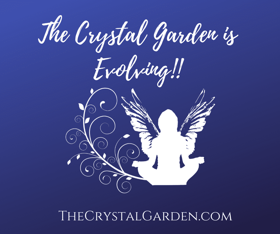 The Crystal Garden is Evolving