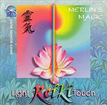 Reiki Light Touch CD