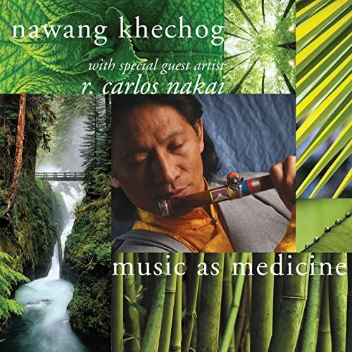 Music As Medicine CD