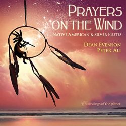 Prayers On The Wind CD