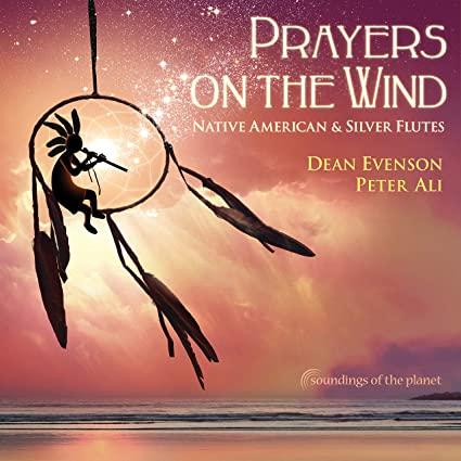 Prayers On The Wind CD