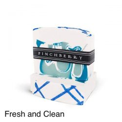 Fresh and Clean FinchBerry Soap
