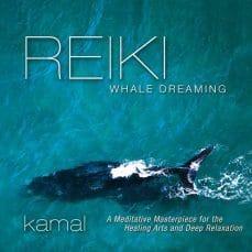 Reiki Whale Dreaming CD