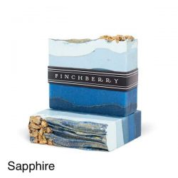 Sapphire FinchBerry Soap