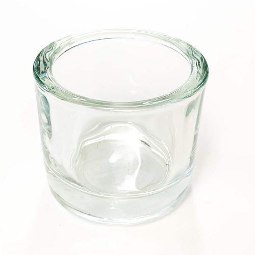 Votive Holder Thick Glass