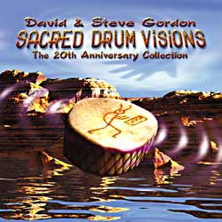 Sacred Drum Visions CD