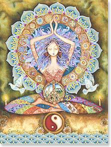 Holly Sierra Yoga Yin Yang