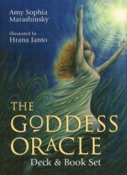 The Goddess Oracle Deck and Book Set